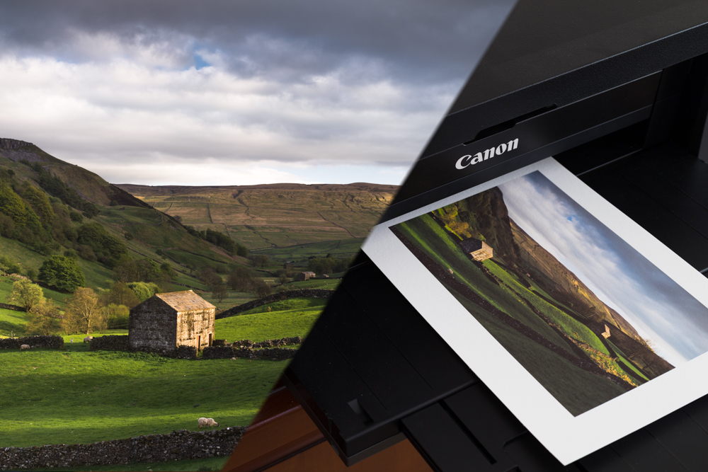 Printing Masterclass in the Yorkshire Dales with Mark Banks and Sylvia Slavin