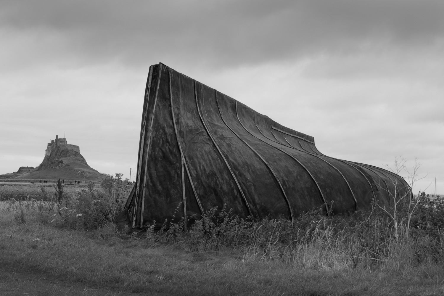 Photography Workshop for the Royal Photographic Society on Holy Island, Northumberland