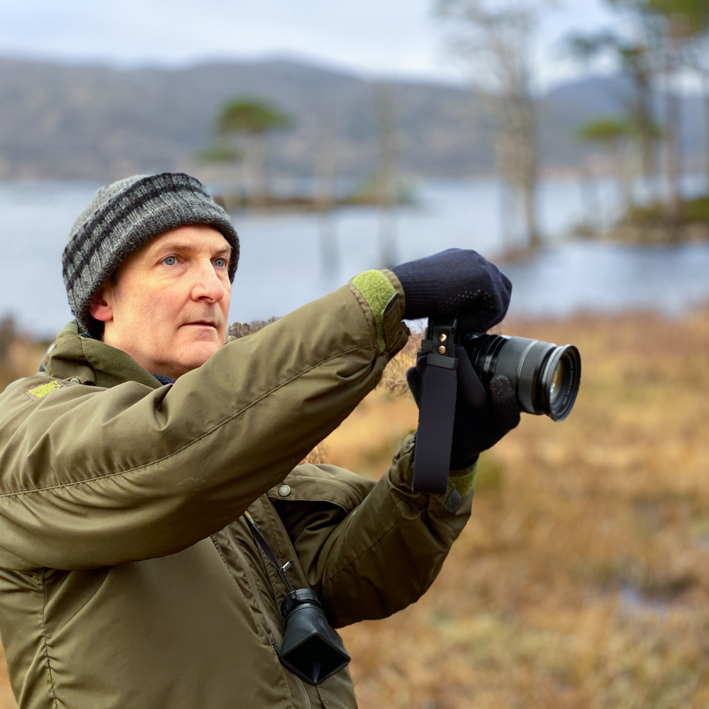 About Mark Banks, professional landscape photographer