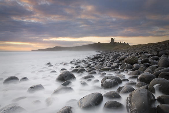 Northumberland workshop for the Royal Photographic Society